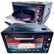 Horno Electrico Ken Brown 47 Lts Con Conveccion Y Pizzera