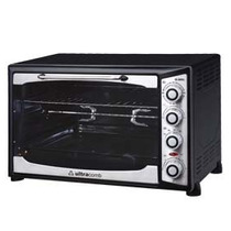 Horno Eléctrico Ultracomb 85 Lts 2400w - 85 Lts - Spiedo