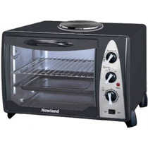 Horno Eléctrico Howland 35lts C/anafe - 4601343