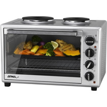 Horno Electrico Grill Atma Hg-5010ae C/ Anafes.