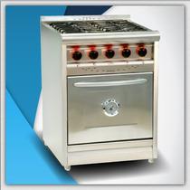 Combo - Cocina Morelli 600 + Campana Tst Eclipse 60 Cm.