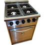 Cocina Industrial Familiar 4h Luxe Nuevas Directo De Fabrica