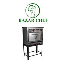 Depaolo - Horno 6 Moldes Pizzero Pi/pl - Bazar Chef