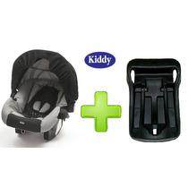 Huevito Bebé Para Auto Kiddy + Base Butaca Tiendamibebe
