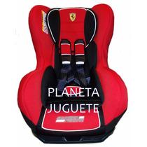 Butaca De Auto Para Bebe Ferrari F08,con Reductor,de 0 A 18k