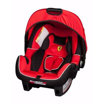 Butaca De Auto Para Bebe Huevito Ferrari Bebesit 13kgs.