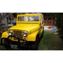 Jeep Ika Motor Ford Falcon