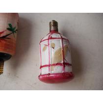 Luces Navidad Antigua - Lampara Quemada , Por Unidad