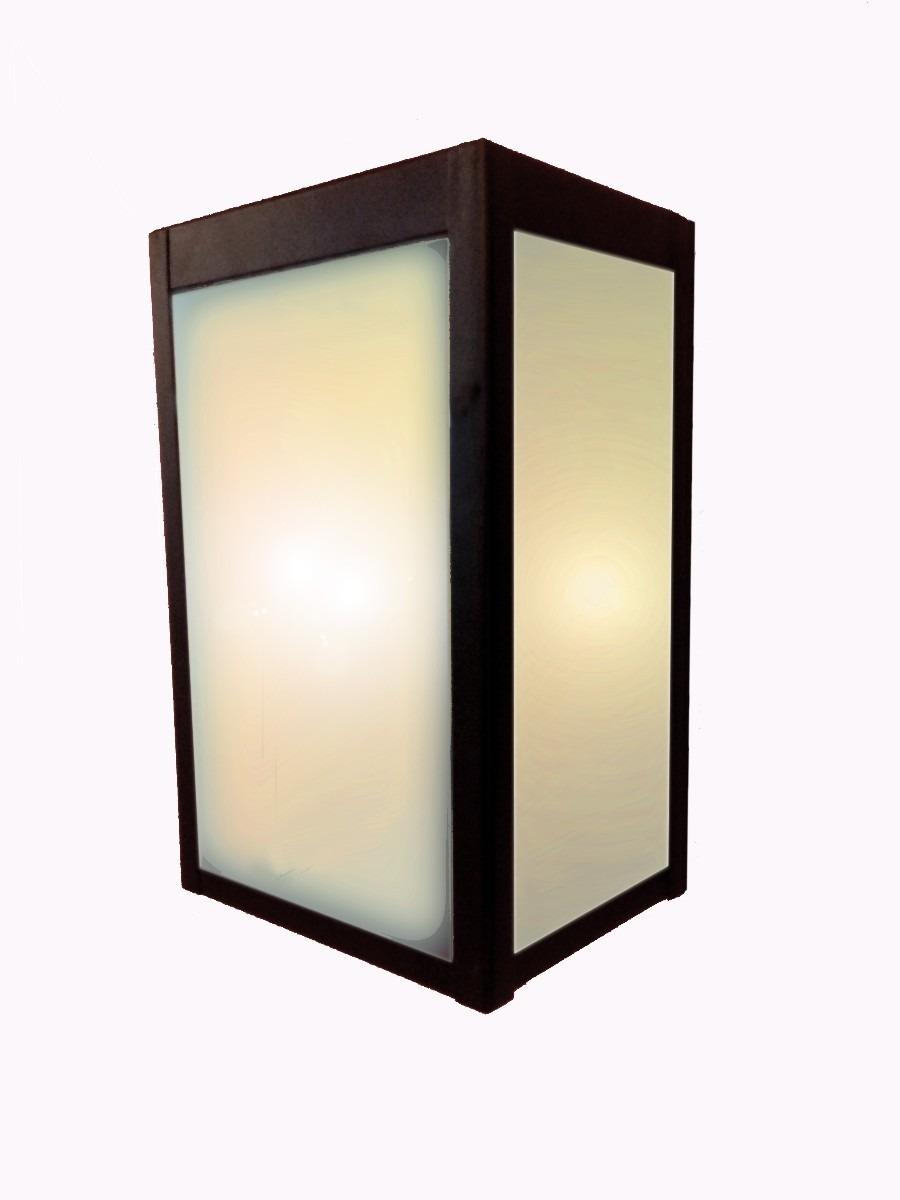 iluminacion exterior farolas: