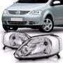 Optica Volskwagen Fox Suran 2004-2005-2006-2007-2008 Simple