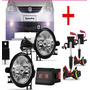 Kit Faros Auxiliares Fox Suran 03 Al 2009 + Kit Xenon