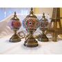 Lámpara De Mesa Artesanal Estilo Hindu Varios Modelos