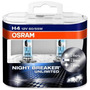 Lampara H4 Osram Night Breaker Unlimited 12v 60/55w Germany