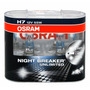 Lampara Osram H7 Night Breaker Unlimited X2 Unidades Germany