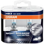 3 Kits Lamparas Night Breaker Unlimited Hb3 H11 H11 Osram