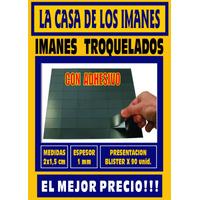 Iman Troquelado Con Adhesivo - Fotos - Souvenir - Almanaques