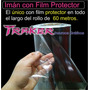 Planchas De Iman Flexible Virgen Rollo 30cm X 1 Metro Imanes