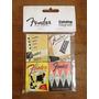 Imanes Fender De Colección - Guitarra, Bajo, Amplificador