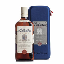 Whisky Ballantines Zip Case 750ml. - Origen Escocia