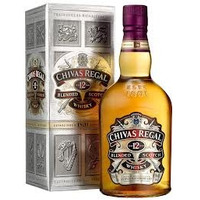 Whisky Chivas Regal 12 Años 750 Ml En Estcuhe