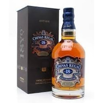 Whisky Chivas Regal 18 Años 750 Ml En Estuche