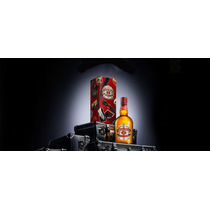 Whisky Chivas-made For Gentlemen(lata) Edition Limitada- 1l