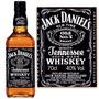 Whisky Jack Daniel´s 1 Litro Con Estuche