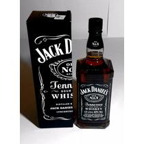Whisky Bourbon Jack Daniel`s Tennessee 1 Litro Microcentro