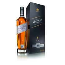 Whisky Johnnie Walker Platinum Label 18 Años Estuche Regalo