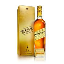 Whisky Johnnie Walker Gold Label Reserve En Estuche