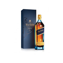 Whisky Johnnie Walker Blue Label Box Caja 750ml Bot Numerada