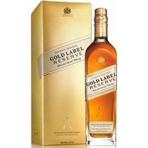 Whisky Johnnie Walker Gold Label Reserve Con Estuche