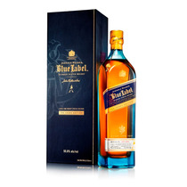 Johnnie Walker Blue Label 750ml Con Estuche.