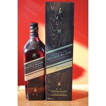 Whisky Johnnie Walker Double Black 1l En Caja - Oferta!