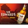 Petaca De Whisky Sir Edwards Importado De Escocia X 200cc