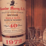 Whisky Alexander Murray Speyside 40 Años 1972 Single Malt
