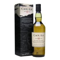 Caol Ila 12 Años Single Malt Whisky 750ml. - Islay, Escocia