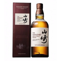 Whisky Single Malt Japonés The Yamazaki Distiller