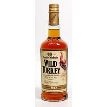 Whiskey Wild Turkey 80 Kentucky Straight Bourbon Whisky