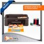 Impresora Epson Xp-211 + Sistema Continuo Para Sublimar