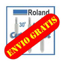Pack 5 Cuchillas P/ Roland Plotter De Corte Envio Gratis