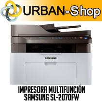 Impresora Samsung Scx-3405fw Multifuncion Wifi Fax Escaner