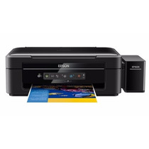 Impresora Sistema Continuo Epson L355 Multifuncion Wifi