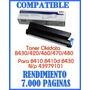 Toner Okidata B410 B410d B430 N/p 43979101 Compatible Oki