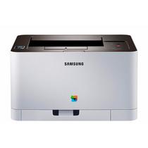 Impresora Laser Color Samsung Sl-c410w Nfc Mobile Print Wifi