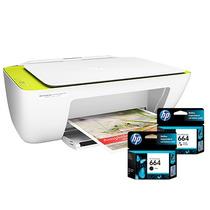 Impresora Hp 2135 F5s29a Multifuncion + Pack Tinta Hp 664