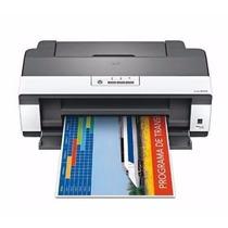 Impresora Epson T1110 Color A3 Oficio Formato Ancho Gtia Of.