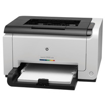 Impresora Laser Color Hp Cp1025nw 1025nw Red Wifi Usb Eprint