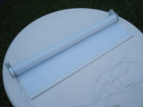 In-rolls Cortinas Roller Blackout - Screen / Demora: 5 Dias