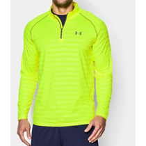 Remera Under Armour Manga Larga Running Hombre Secado Rapido
